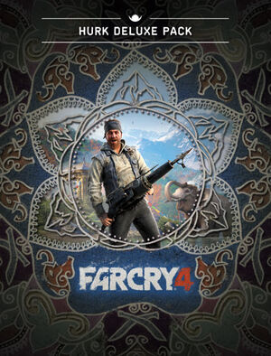 Far Cry 4 - Hurk Deluxe Pack DLC, , large