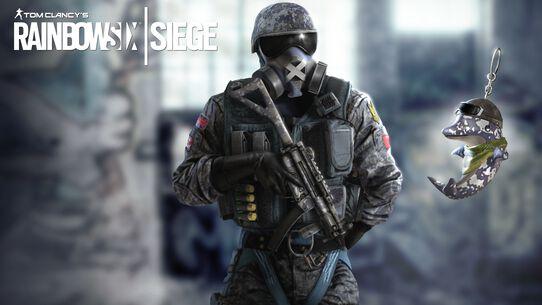 Tom Clancy's Rainbow Six Siege: Mute Gravel Blast Set, , large