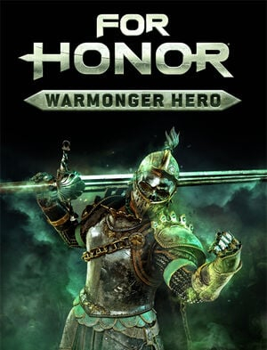 For Honor Warmonger Hero, , large