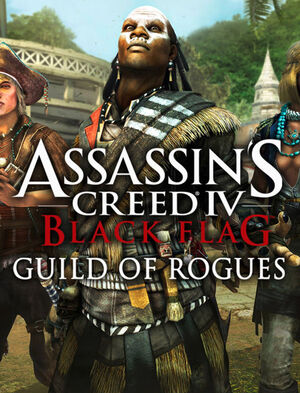 Assassin's Creed® IV Black Flag™ Multiplayer Characters Pack #2 Guild of Rogues (DLC), , large