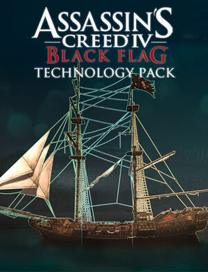 Assassin's Creed®IV Black Flag™ 타임 세이버: 테크놀로지 팩 (DLC), , large