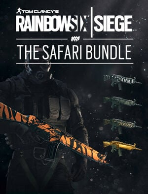 Tom Clancy's Rainbow Six Siege - The Safari Bundle, , large