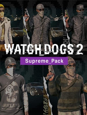Paquete Supremo de Watch_Dogs® 2 (DLC), , large
