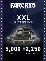 Far Cry® 5 XXL Silver Bar Pack – 7,250 Credits, , large
