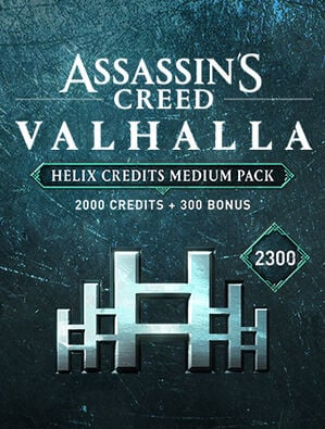Assassin's Creed Valhalla - Helix Credits Medium Pack (2,300), , large