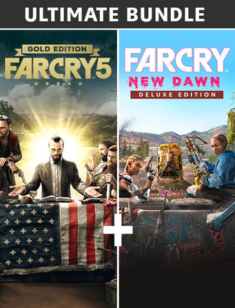 Far Cry New Dawn Ultimate Edition, , large