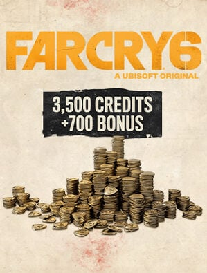 Far Cry 6  Large Pack (4,200 Credits), , large
