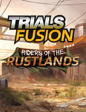 特技摩托賽:聚變 - Riders of the Rustlands(DLC 1), , large