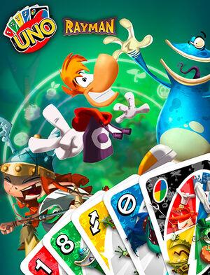 UNO®  Rayman Thema DLC, , large