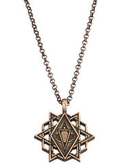 Assassin's Creed Movie - Star Amulet Necklace, , large