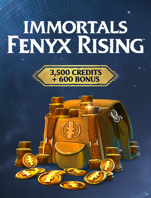 Набор кредитов Immortals Fenyx Rising (4100 кредитов), , large