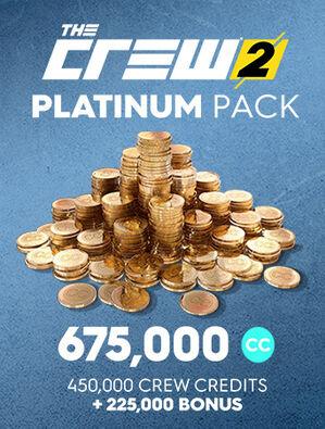 The Crew® 2 Platinum Credits Pack, , large