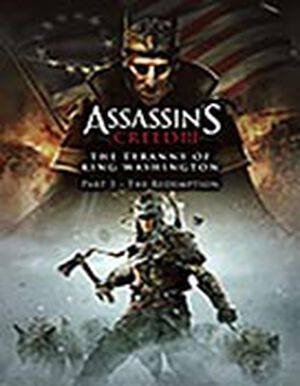 Assassin's Creed 3 - T.O.K.W. The Redemption DLC, , large