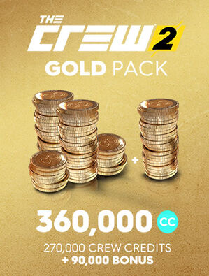 The Crew® 2 Gold Credits Pack, , large