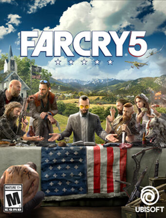 Buy Far Cry 5 Dead Living Zombies Dlc For Pc Ubisoft Official Store