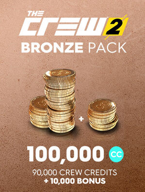 The Crew® 2 Bronze Credits Pack, , large