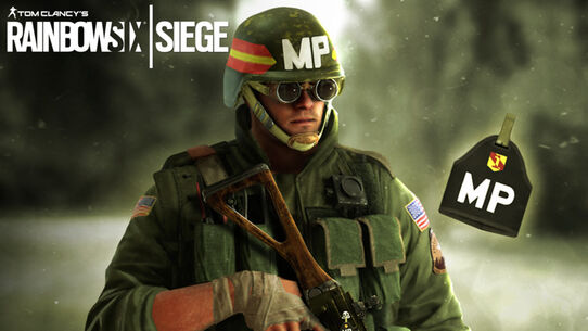 Tom Clancy's Rainbow Six Siege - Thermite Military Police Set, , large