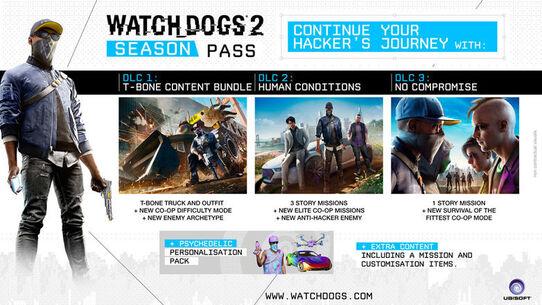 Watch_Dogs® 2 - Season Pass, , large