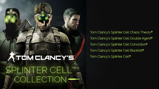 Tom Clancy's Splinter Cell Collection, , large