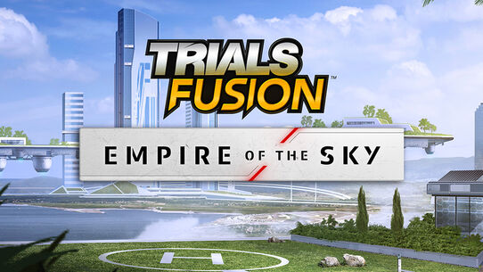 Trials Fusion -  Empire of the Sky, , large