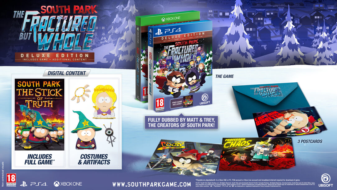 south park stick of truth pc download
