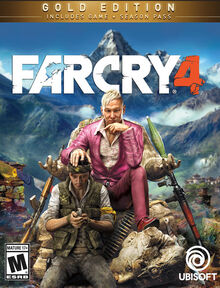 far cry 4 gold edition