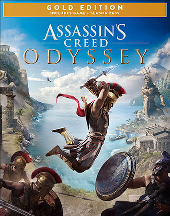Buy Assassin S Creed Odyssey Gold Edition For Pc Ubisoft
