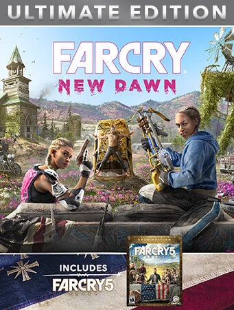 Buy Far Cry New Dawn Ultimate Edition For Pc Ubisoft Official Store