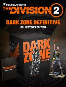tom clancys the division 2 dark zone definitive collectors edition