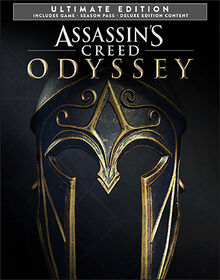 assassins creed odyssey pc special edition
