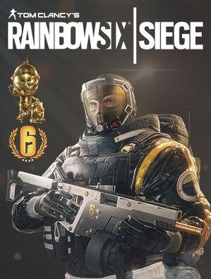 Tom Clancy's Rainbow Six Siege: Pro League Lion Set, , large