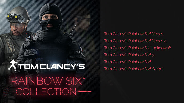 an overview of the book rainbow six by tom clancy —the new york times book review tom clancy books tom clancy returns to jack ryan's early days rainbow six original publication date.