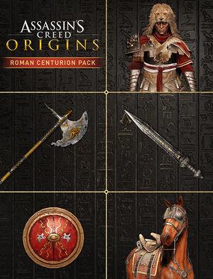 Assassin's Creed® Origins - Roman Centurion Pack, , large