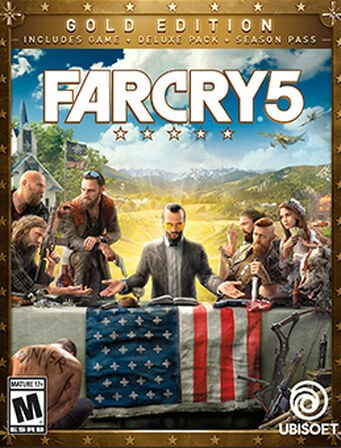 Buy Far Cry 5 Gold Edition For Ps4 Xbox One And Pc Ubisoft