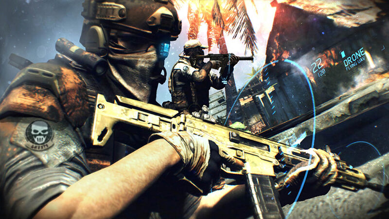 Ghost Recon Future Soldier - DLC 2