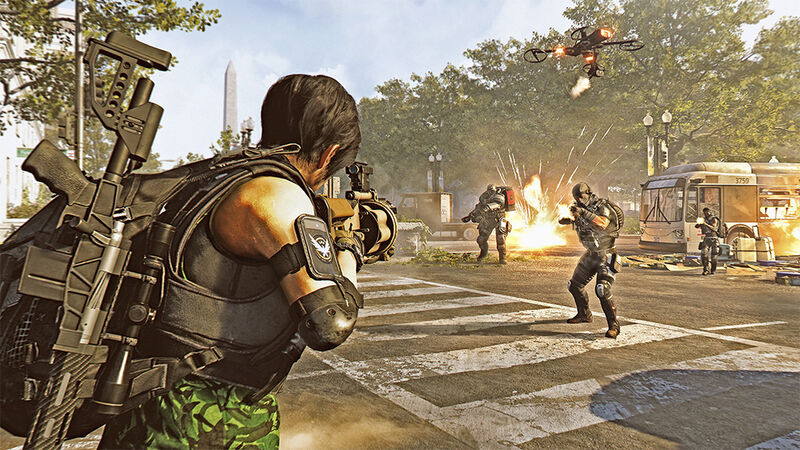 Buy Tom Clancys The Division 2 Gold Edition For Pc
