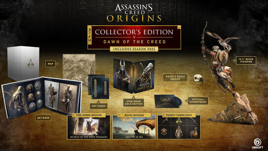 Assassin's Creed® Dawn Of The Creed Collector's Edition, , large