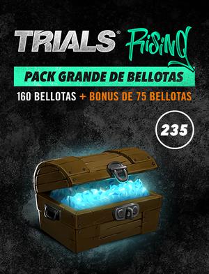 Trials Rising Pack grande de bellotas, , large