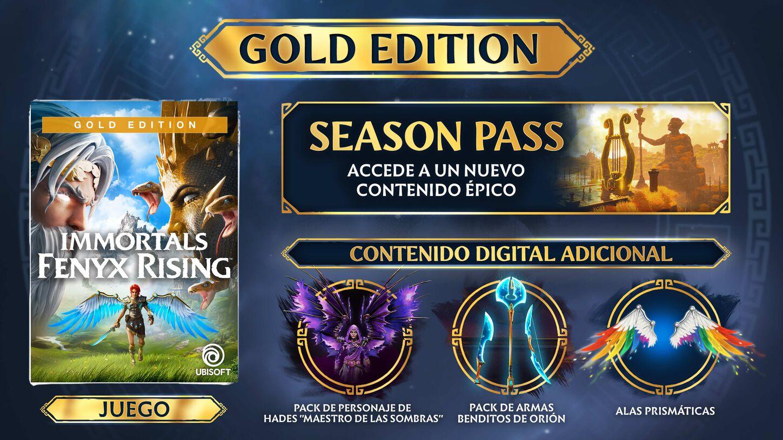 Immortals Fenyx Rising - Gold Edition, , large