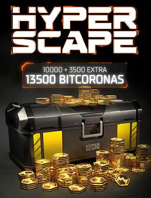 HYPER SCAPE 13 500 bitcoronas, , large