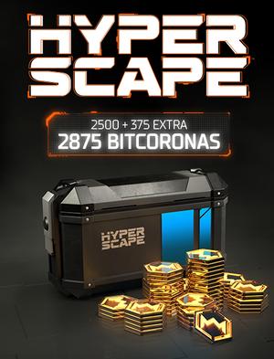 HYPER SCAPE 2875 bitcoronas, , large