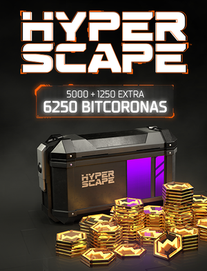 HYPER SCAPE 6 250 bitcoronas, , large