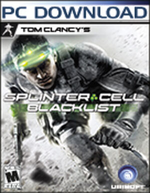Tom Clancy's Splinter Cell Blacklist - Homeland Pack (DLC), , large