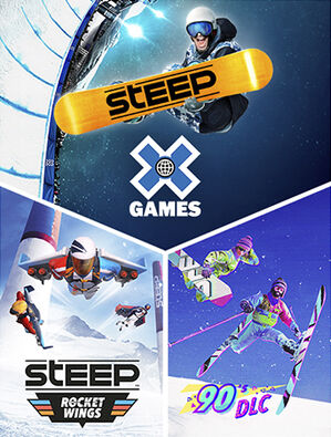 STEEP™ - X Games Pack, , large