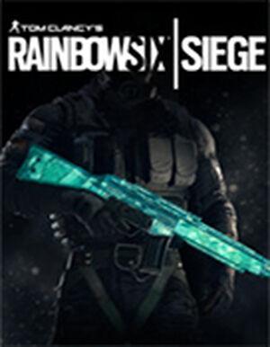 Tom Clancy's Rainbow Six Siege: diseño para arma cian, , large