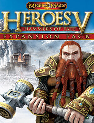 DLC de Heroes of Might & Magic V Hammers of Fate, , large
