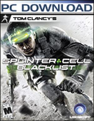 Tom Clancy's Splinter Cell Blacklist - Homeland Pack DLC, , large