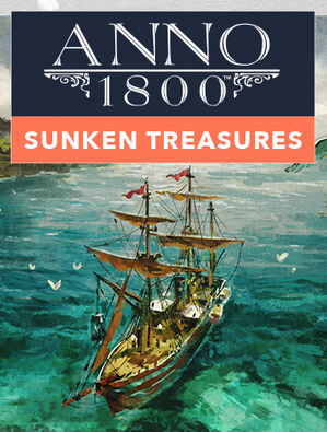 Anno 1800 - Sunken Treasures, , large