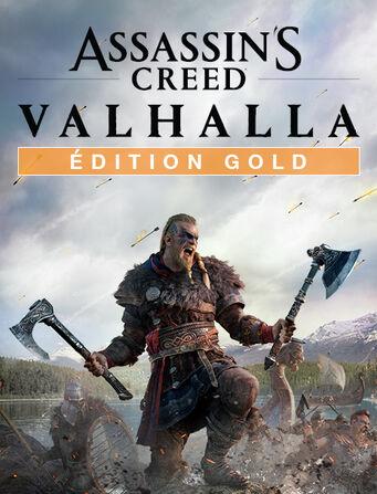 Assassin's Creed Valhalla Gold Edition