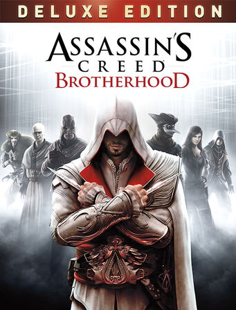 Buy Assassin S Creed Brotherhood Deluxe Edition